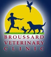 BroussardVetClinicLogo