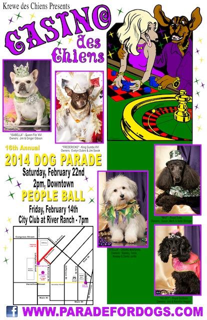 dog parade 2014
